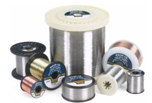 Wire Spools | Wire Forms for the Plating Process