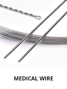 Medical Wire | Stainless Steel Wire