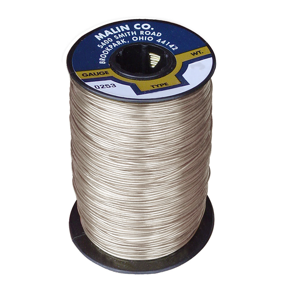 monel wire bulk on bobbin
